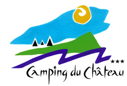 logo camping chateau